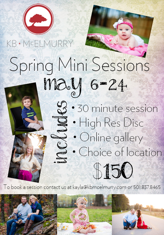 Spring Mini Session