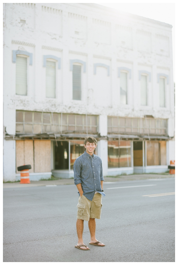 Downtown Beebe Senior Session_0001