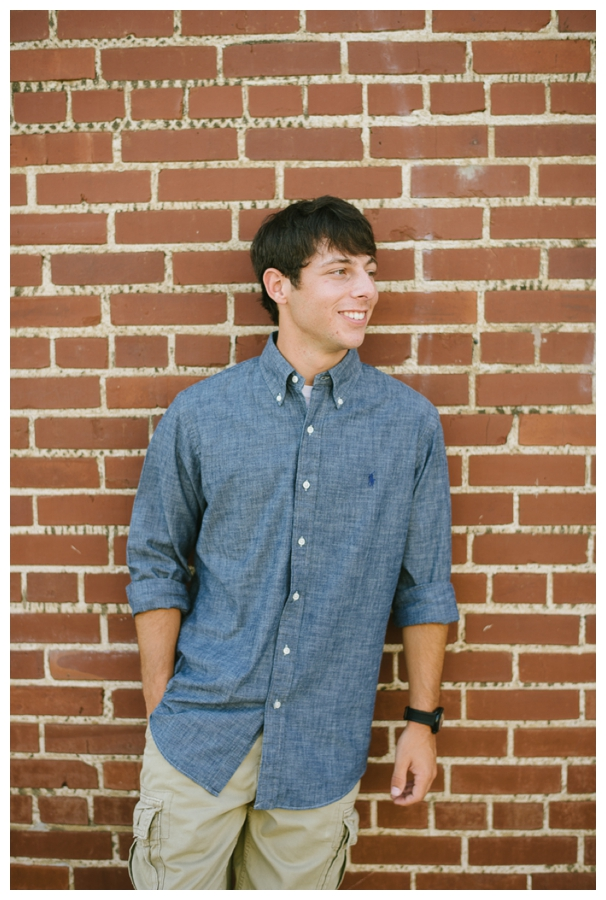 Downtown Beebe Senior Session_0003